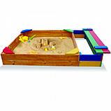 Песочница детская 6, фото 2