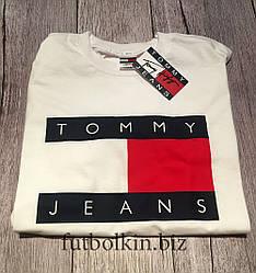 Футболка Tommy Jeans мужская|Бирки
