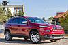 Хром накладки на зеркала лопухи Jeep Cherokee KL, фото 5