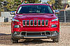 Хром накладки на зеркала лопухи Jeep Cherokee KL, фото 6