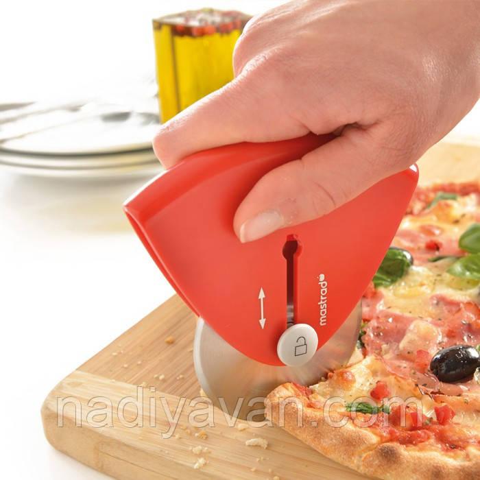 Роликовый нож для пиццы.