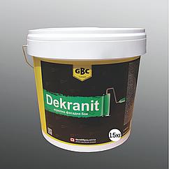 Фасадная акриловая краска Gbc Dekranit 15кг