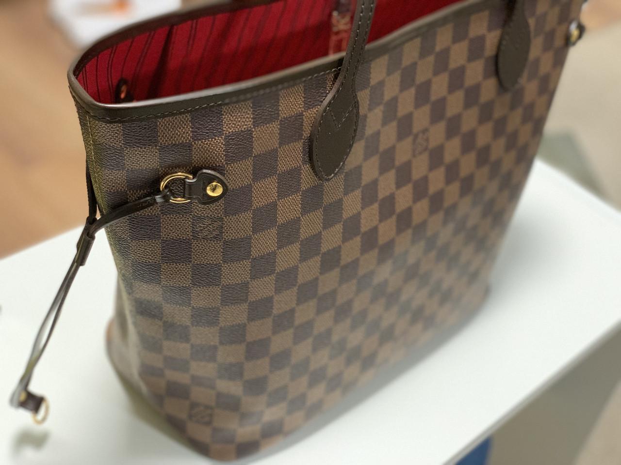 3866473c9faa Женская сумка Louis Vuitton Neverfull, фото 2 ...