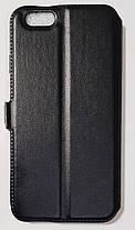Чохол книжка Nillkin з вікном для Iphone 7 чорний, фото 2