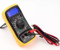 Новый цифровой мультиметр с подсветкой XL830L Тестер прибор вольтметр