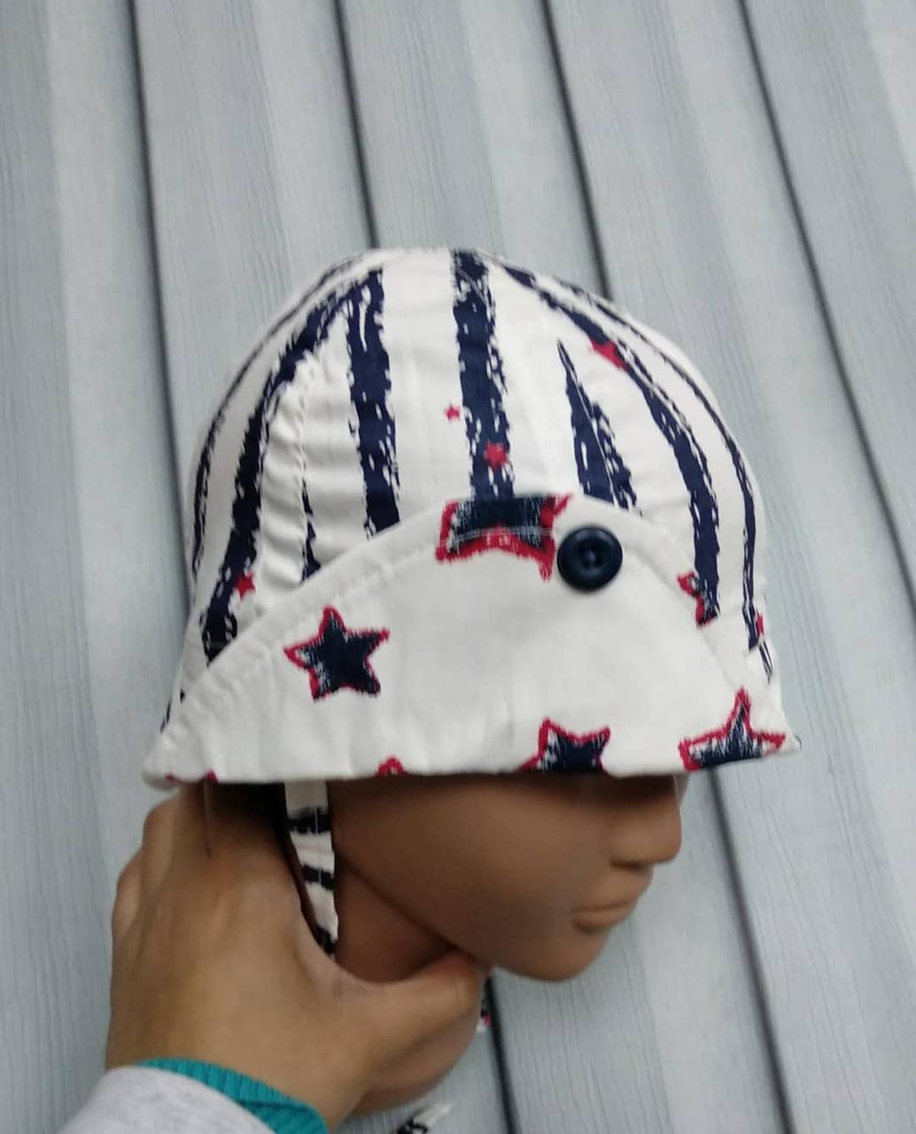 Панама детская Полоска
