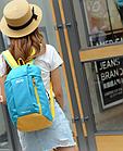 Рюкзак спортивний Hiaomi. Обсяг 10 л. Розміри 39*22*13, фото 3