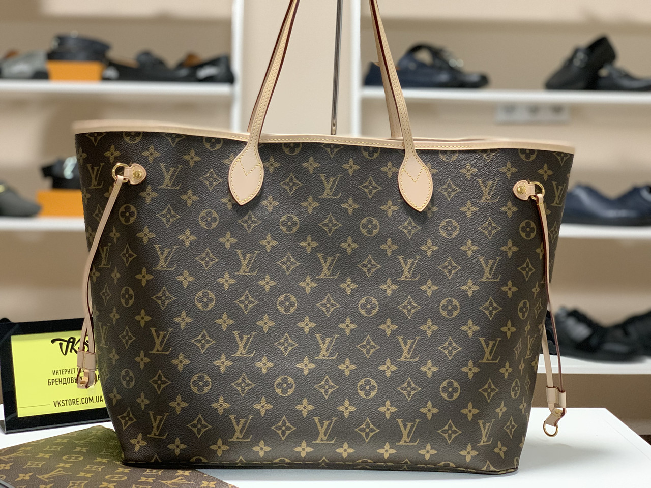 f744cc5bb469 Женская сумка Louis Vuitton Neverfull GM | vkstore.com.ua