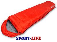 Спальный мешок SportVida SV-CC0005 Red, фото 1