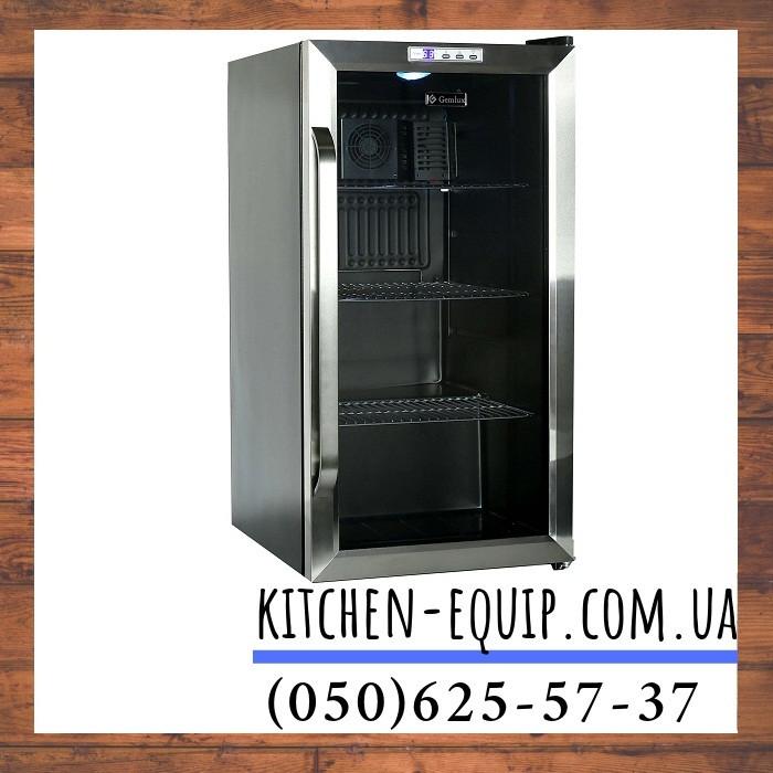 Холодильный шкаф витринного типа GL-BC88WD Gemlux (КНР)