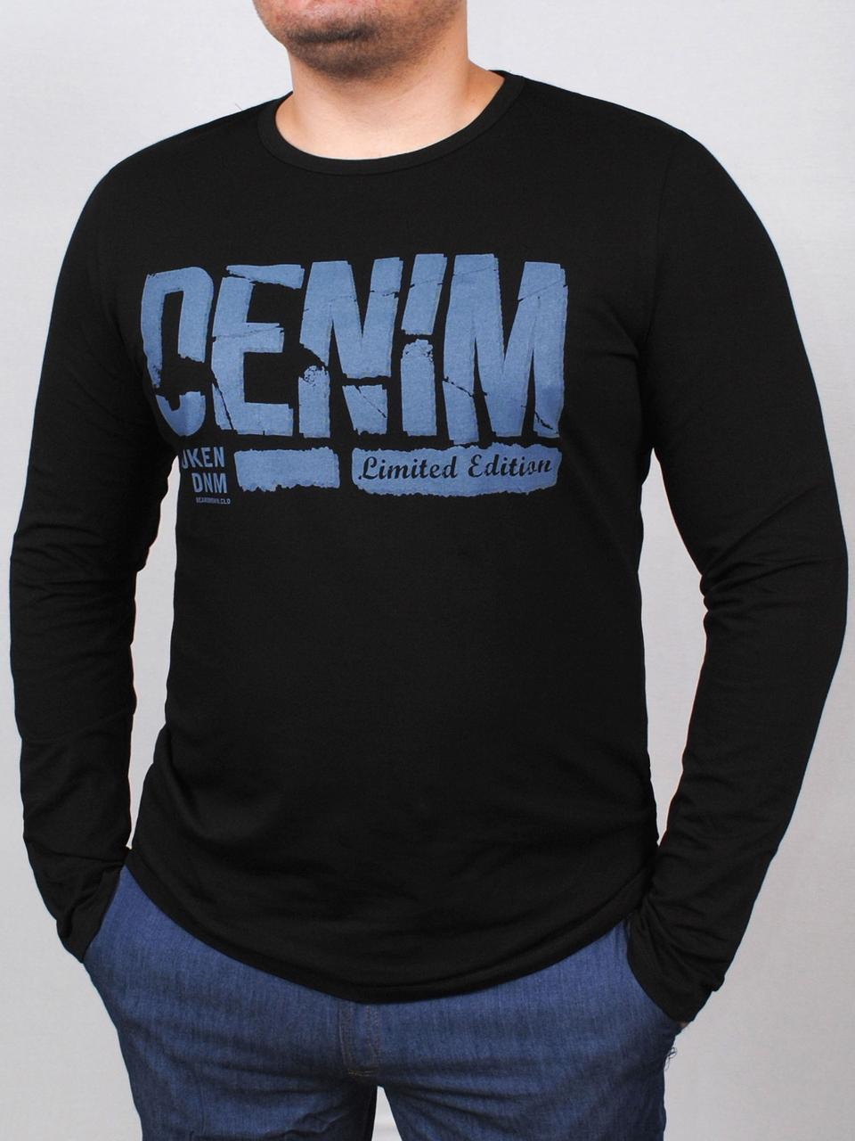 adbe1fdab9a70 DNM long футболка длинный рукав черный #R/A, цена 312,39 грн ...