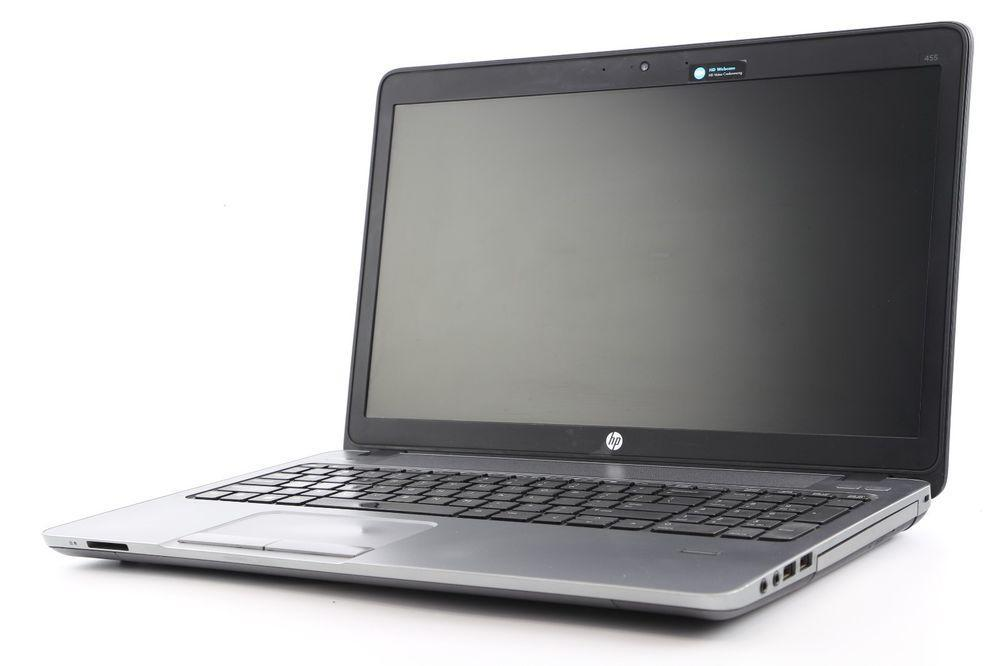 "Б/У Hp Probook 455 g1 15.6""AMD A4-4300M 2.5 GHz 4 RAM 320 HDD Ati Radeon 7420g"