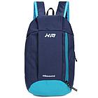 Рюкзак спортивный Hiaomi. Объём 10 л. Размеры 39*22*13 Синий, фото 2
