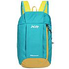 Рюкзак спортивный Hiaomi. Объём 10 л. Размеры 39*22*13 Синий, фото 4