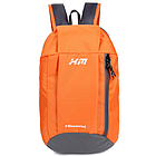 Рюкзак спортивный Hiaomi. Объём 10 л. Размеры 39*22*13 Синий, фото 5