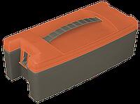 """Ящик для инструментов 10"""" Оранжево-серый"""