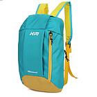 Рюкзак спортивный Hiaomi. Объём 10 л. Размеры 39*22*13 Синий, фото 6