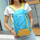 Рюкзак спортивный Hiaomi. Объём 10 л. Размеры 39*22*13 Синий, фото 10