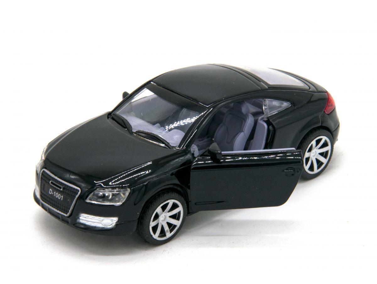 Машинка металлическая Audi TT MY66-012 со светом и звуком