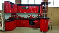 Кухня с барной стойкой    Antonik