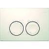 Инсталяция для подвесного унитаз Geberit Геберит 458.126.00.1 4 в 1 комплект с белой клавишей, фото 4