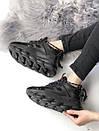 Кроссовки женские Versace черные и белые , фото 7