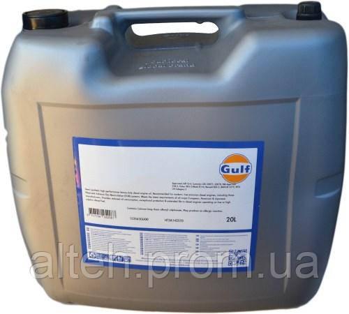Купить Трансмиссионное масло Gulf Gear MP 80W-90, API GL-5 20л