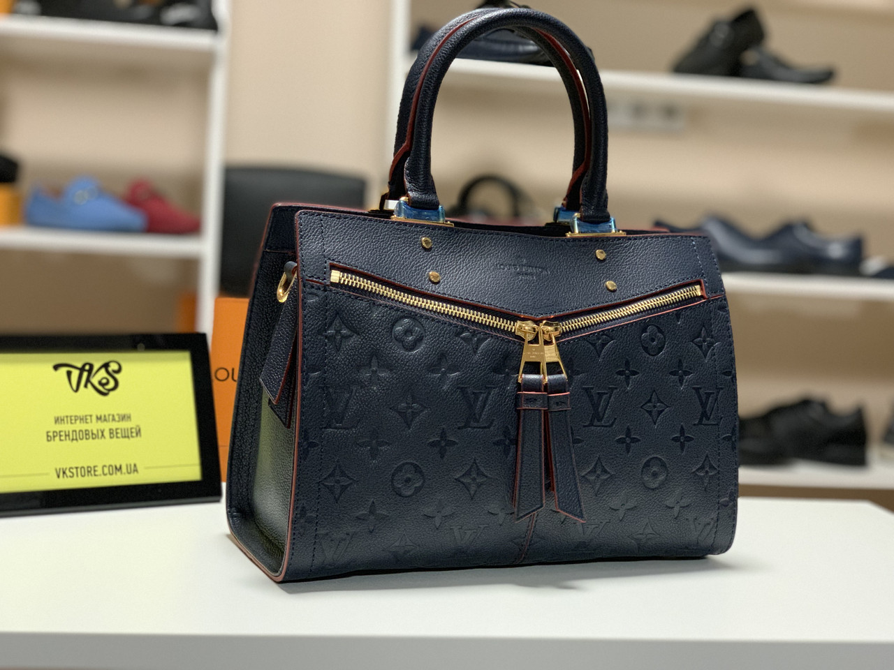 f8b9416dd5bb Женская сумка Louis Vuitton Sully PM | vkstore.com.ua