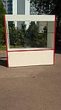 Тумбочка-витрина из ДСП, стекло ДСП      , фото 2