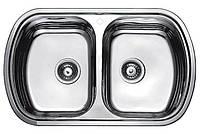 Кухонна мийка FABIANO 80*49 (2B) ml