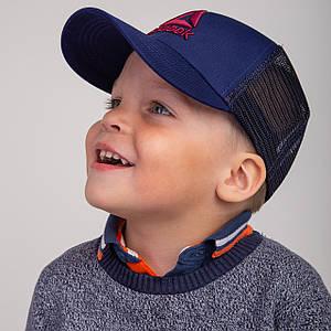 Спортивная летняя кепка для мальчика - Reebok (к33)