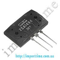 Транзистор 2SA1494 (MT-200)