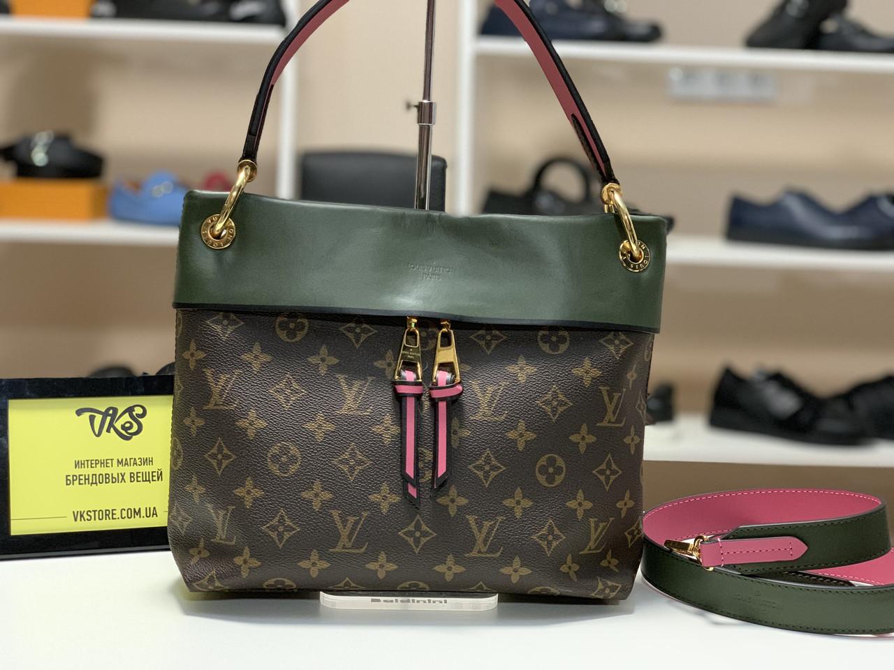 1c5e52ba7761 Женская сумка Louis Vuitton Tuileries Besace | vkstore.com.ua