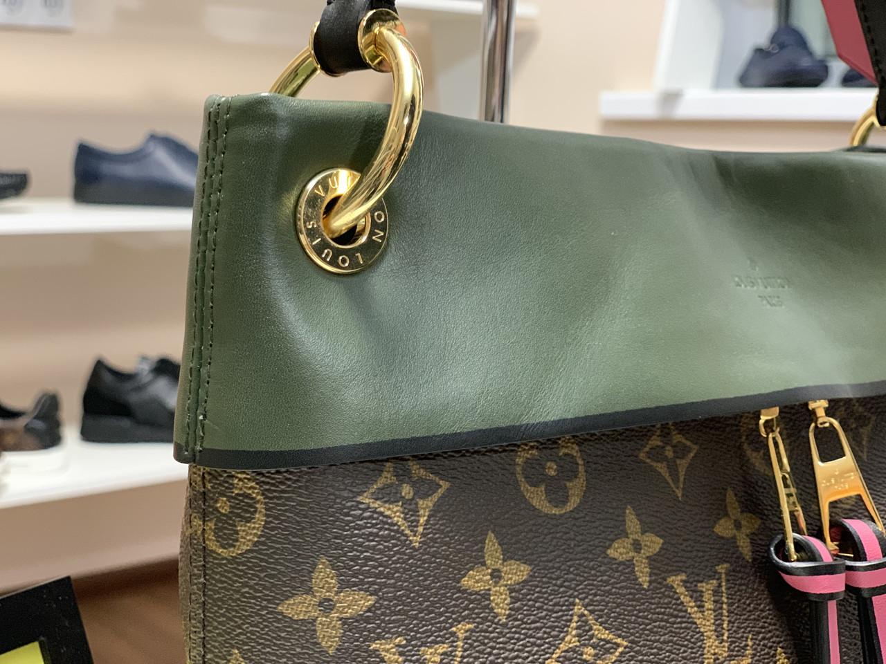 cd93b53fbc27 Женская сумка Louis Vuitton Tuileries Besace, цена 6 900 грн., купить в  Киеве — Prom.ua (ID#565802306)