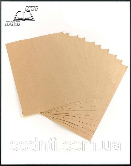Упаковочная крафт бумага А2 плотность 80 г/м2 (250 листов в упаковке)