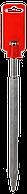 Пика, 14х250 мм(Зубил)