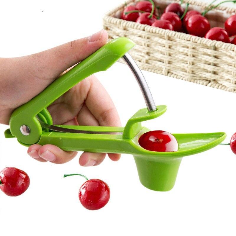 """Прибор для удаления косточек из вишни """"Cherry Olive Pitter"""""""