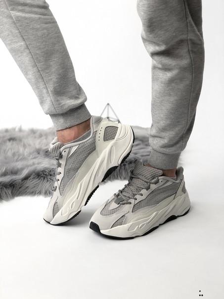 Мужские кроссовки Yeezy boost 700 рефлектив