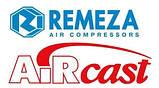Головка циліндра (Aircast LB50-2) Remeza, запчастини компресора, фото 5