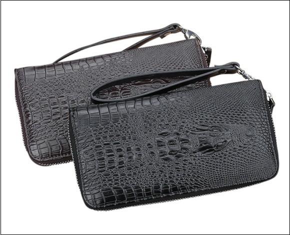 Портмоне гаманець чоловічий Baellerry alligator