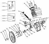 Головка циліндра (Aircast LB50-2) Remeza, запчастини компресора, фото 3