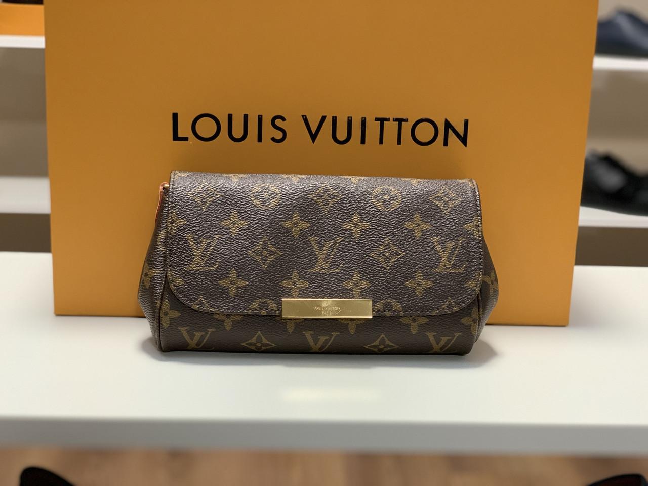 bb3b5485fd2c Женский клатч Louis Vuitton Favorite Monogram, цена 3 600 грн ...