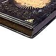 """Книга в шкіряній палітурці """"Ілюстрований енциклопедичний словник"""" Ф. А. Брокгауза і В. А. Еврона, фото 3"""