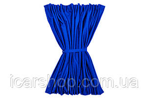 Шторы / Синие Mercedes Sprinter II / Volkswagen Crafter