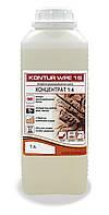 Концентрат - антисептик для поврежденной древесины KONTUR-WPE-15 (1:4)