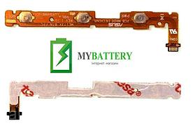 Шлейф (Flat cable) Asus ME173x MeMO Pad HD 7, с кнопкой включения, с кнопками громкости