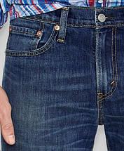 Джинсы Levis 511 Slim Fit Throttle Blue, фото 2