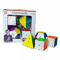 Подарочный набор головоломок QiYi Luxurious Set-5