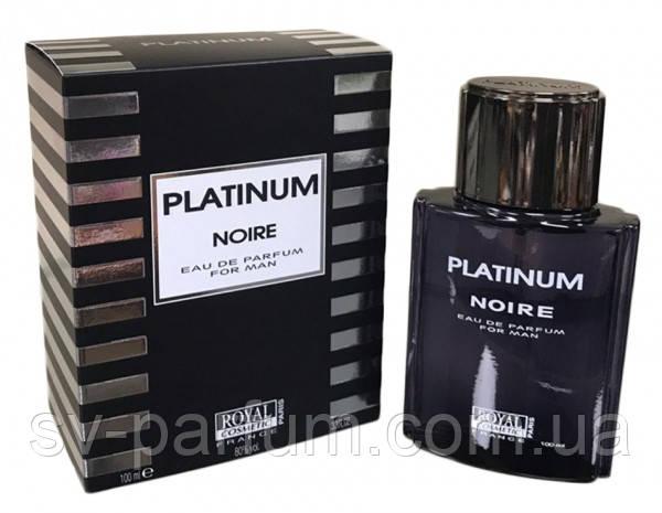 Парфюмированная вода мужская Platinum Noir 100ml