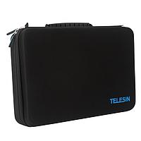 Кейс Telesin для аксессуаров GoPro 32 см x 21 см x 7 см (Large size)